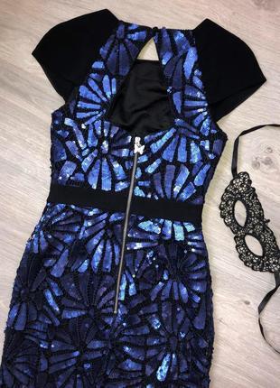 Очень шикарное платье на новый год. вечернее платье. платье па...