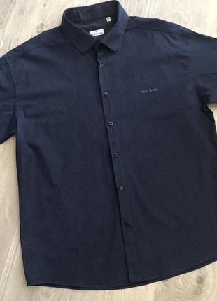 Мужская рубашка. рубашка летняя. рубашка без рукавов.  размер ...