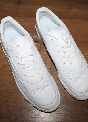 Оригинальные кроссовки reebok club c 85 diamond