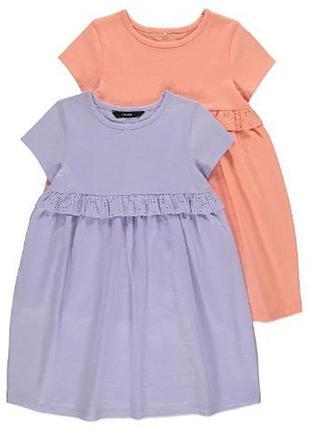 Набор платьев для девочки george