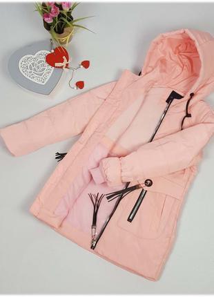 Стильная куртка для девочек