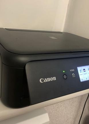 Принтер сканер мфу canon wifi