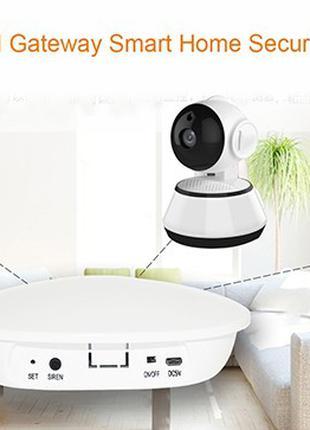 WiFi - сигнализация для дома WOFEA V10