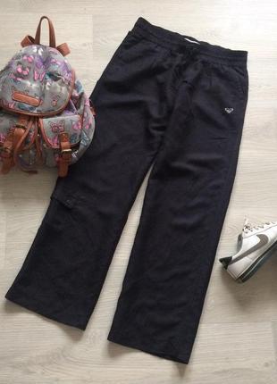 Новые летние брюки штаны лен вискоза от roxy