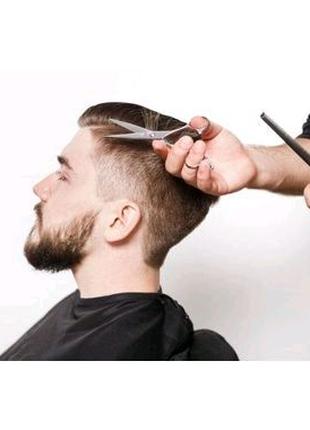 Обучение парикмахеров, курс мужская стрижка