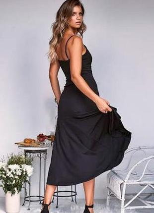 Коктейльное платье сукня миди бюстье west one