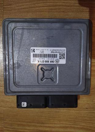 Блок управления двигателем Volkswagen B7, USA
