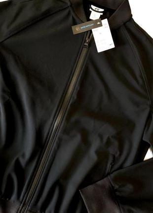 Куртка бомбер h&m sport !
