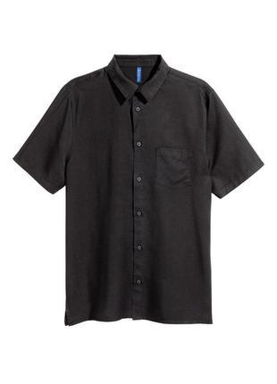 Рубашка h&m из лиоцелла !