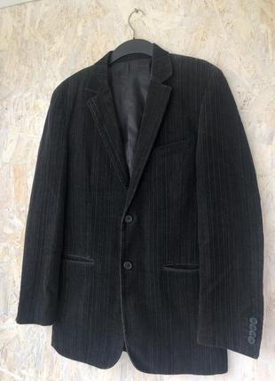 Вельветовый блейзер / пиджак selected !