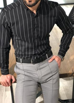 Рубашка сорочка slim fit от sedarwood state