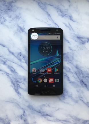 Motorola Droid Turbo 2 Black 32ГБ / XT1585 (#1323)