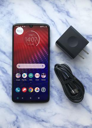 Motorola Moto Z4 Flash Grey 128GB XT1980-4 (#1422)