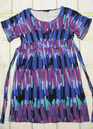 Peacocks london  - платье для беременных c завышенной талией/ ...