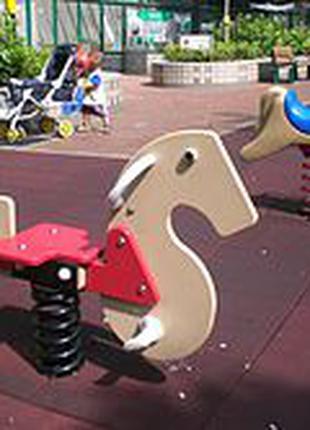 Пружины дик для детских качалок