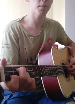 Уроки гри на гітарі