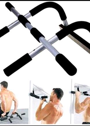Домашний турник - тренажер - брусья Iron Gym 3 в 1 (Айрон Джим) в