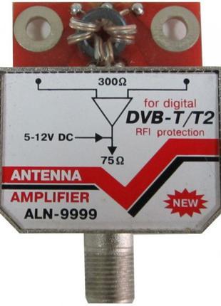Антенный усилитель ALN-9999 для т2
