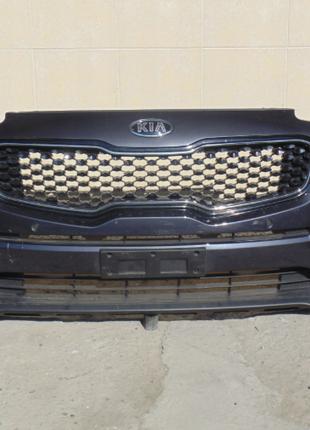 Бампер передний Kia Sportage IV QL