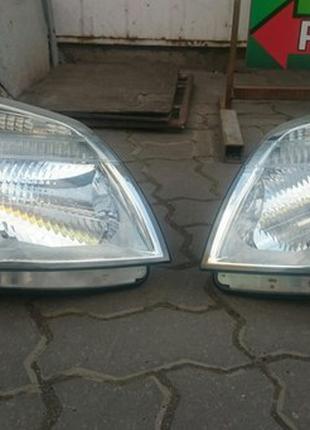 Фара передняя левая Пежо Партнер Peugeot Partner 2002-2009 79998d