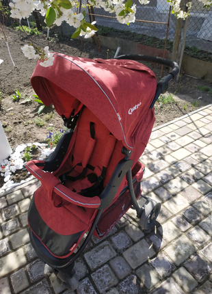 Прогулочна коляска carrello Quattro