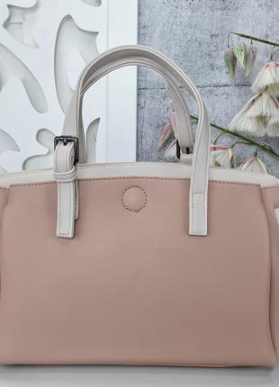 Пудровая сумка женская