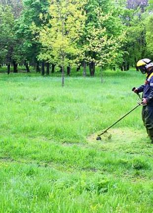 Покос травы любой сложности.
