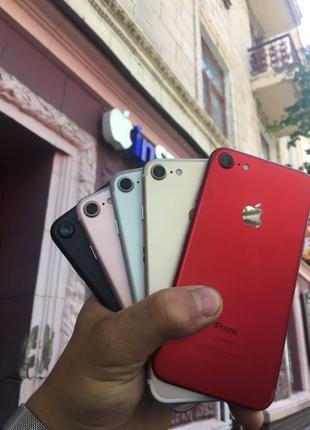 Apple iPhone 7 Rose Gold Jet Black Red 32 128 256 Necerlock RSim