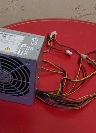 Качественный блок питания 400W FSP ATX-400PNR + Cooler Zalman ...
