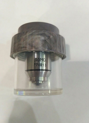 Объектив к микроскопу Биолам ЛОМО; АПО-МИ 90*1,30
