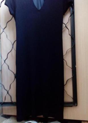 Zara маленькое черное платье – на все времена!