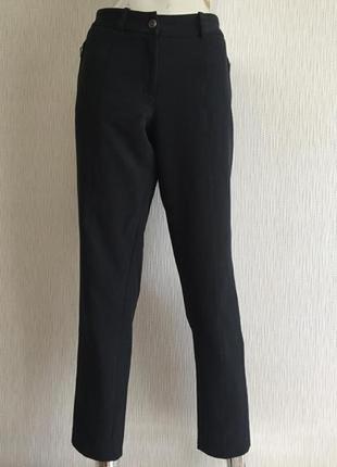 Классические брюки со стрелками боковые карманы charles vogele