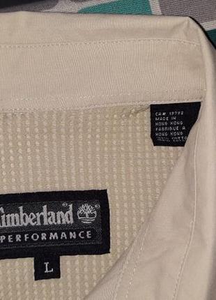 Рубашка на крупного мужчину  timberland сша