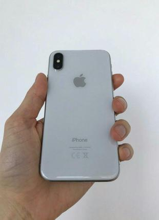 Iphone X 64gb silver/ айфон 10
