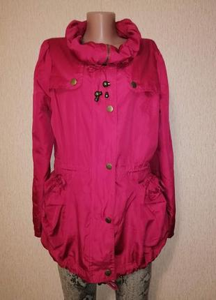 Стильная женская легкая демисезонная куртка, ветровка george