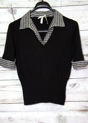 Классная кофта-рубашка