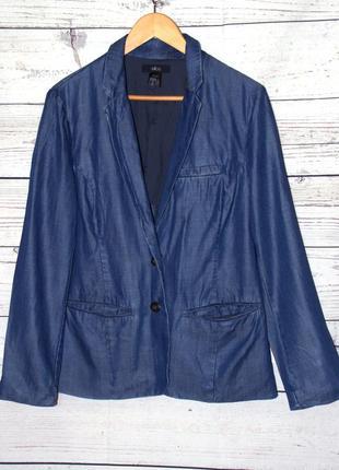 Стильный женский пиджак, под джинс
