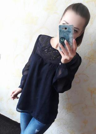 Красивенная блузка h&m