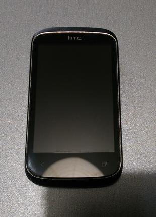 Смартфон HTC Desire C A320e (Black)