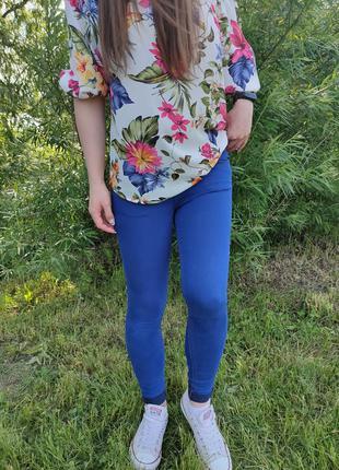 Красивенные узкие джинсы скинни