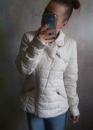 Куртка косуха демисезон