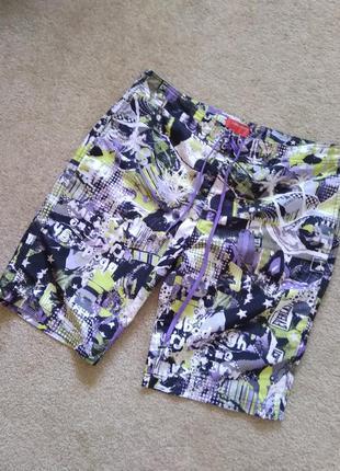 Крутые мужские шорты / длинные пляжные шорты