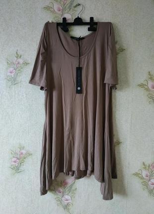 Новая женская блузка большого размера # асеметричная блузка #