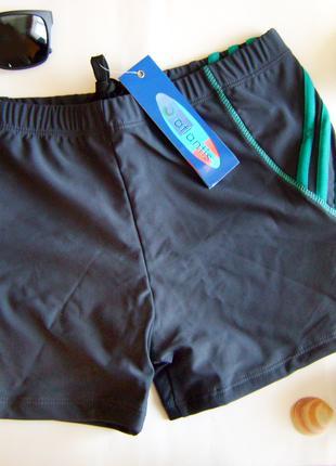 Купальные плавки-боксеры для мужчин atlantis