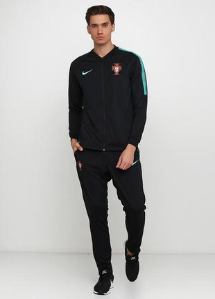 Спортивный костюм nike portugal dri-fit squad track suit k ори...