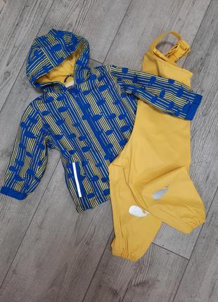 Комплект дождевик куртка и полукомбинезон kuniboo (германия) 8...