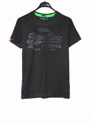 Серая мужская футболка vintage lee japan