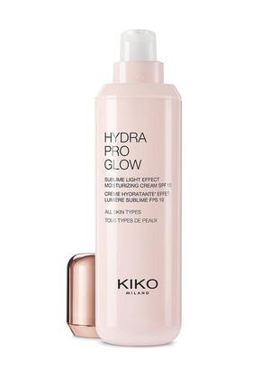 Увлажняющий флюид kiko milano hydra pro glow