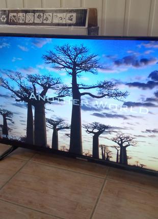 Телевизор LED SmartTV Samsung 32 дюйма (4k, SmartTV, USB)