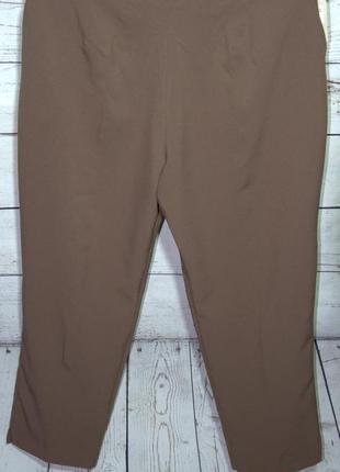 Женские брюки-чиносы большего размера uk 28, наш 56-58